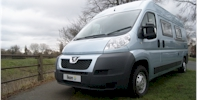 The ICON From Vectra Motorhomes Limited